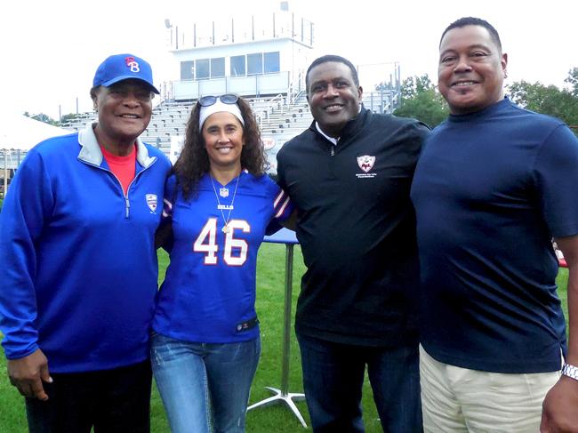 Booker Edgerson, Gregg Bell, Leonard Smith